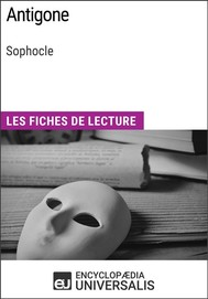 Antigone de Sophocle - copertina