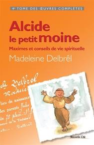 Alcide, le petit moine - copertina