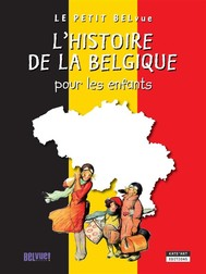 L'histoire de la Belgique pour les enfants - copertina