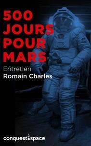 500 jours pour Mars - copertina