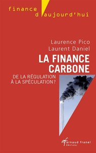 La finance carbone - copertina