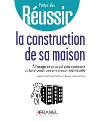 Réussir la construction de sa maison - copertina