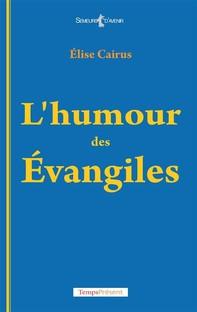 L'humour des Évangiles - Librerie.coop