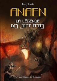 Anaen, la légende des Sept Epées - copertina