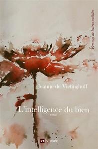 L'intelligence du bien - Librerie.coop