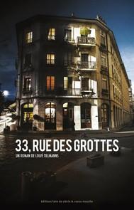 33, rue des grottes - copertina