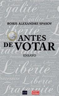 1 euro antes de votar - copertina