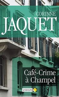Café-Crime à Champel - copertina