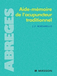 Aide-mémoire de l'acupuncteur traditionnel - copertina