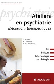 Ateliers en psychiatrie - copertina
