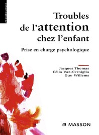 Troubles de l'attention chez l'enfant - Librerie.coop