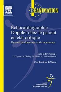 Échocardiographie Doppler chez le patient en état critique - Librerie.coop