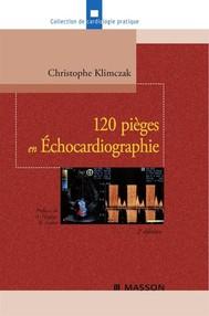 120 pièges en Échocardiographie - copertina