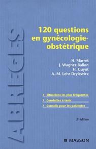 120 questions en gynécologie-obstétrique - copertina