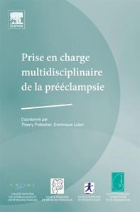 Prise en charge multidisciplinaire de la prééclampsie - Librerie.coop