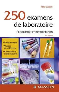 250 examens de laboratoire - copertina