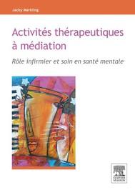 Activités thérapeutiques à médiation - copertina
