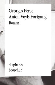 Anton Voyls Fortgang - copertina