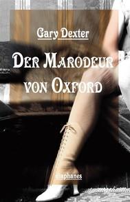Der Marodeur von Oxford - copertina
