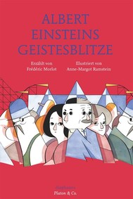 Albert Einsteins Geistesblitze - copertina
