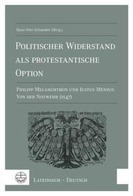 Politischer Widerstand als protestantische Option - copertina