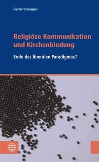 Religiöse Kommunikation und Kirchenbindung - Librerie.coop