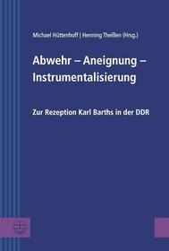 Abwehr – Aneignung – Instrumentalisierung - copertina
