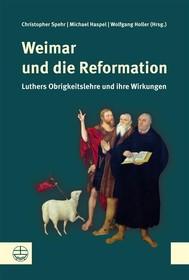 Weimar und die Reformation - copertina