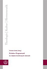 Geistes Gegenwart - copertina