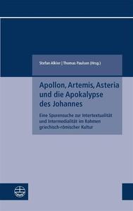 Apollon, Artemis, Asteria und die Apokalypse des Johannes - copertina