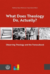 What Does Theology Do, Actually? - Librerie.coop