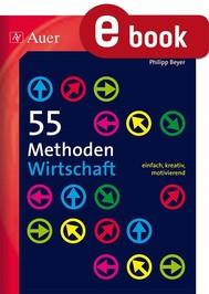55 Methoden Wirtschaft - copertina