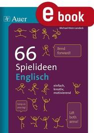 66 Spielideen Englisch - copertina