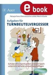Aufgaben für Turnbeutelvergesser - copertina