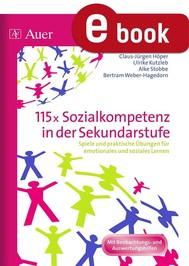 115x Sozialkompetenz in der Sekundarstufe - copertina