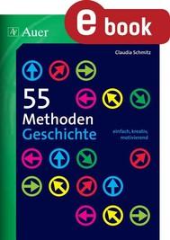 55 Methoden Geschichte - copertina