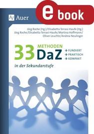 33 Methoden DaZ in der Sekundarstufe - copertina