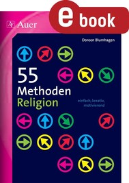 55 Methoden Religion - copertina
