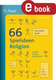 66 Spielideen Religion - copertina