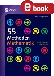 55 Methoden Mathematik - copertina
