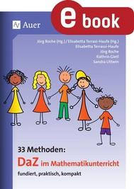 33 Methoden DaZ im Mathematikunterricht - copertina