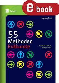 55 Methoden Erdkunde - copertina