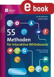 55 Methoden für interaktive Whiteboards - copertina