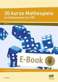 30 kurze Mathespiele - copertina