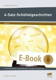 4-Satz-Schüttelgeschichten - copertina