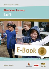 Abenteuer Lernen: Luft - copertina