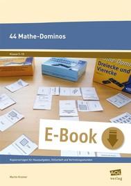 44 Mathe-Dominos - copertina