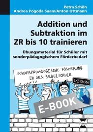 Addition und Subtraktion im ZR bis 10 trainieren - copertina