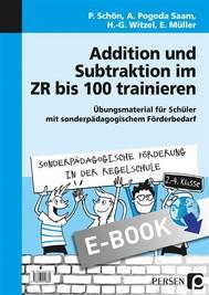 Addition und Subtraktion im ZR bis 100 trainieren - copertina