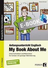 Anfangsunterricht Englisch - My Book About Me - copertina